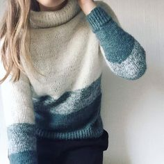 Turtle Neck, Pullover, Knitting, Sweaters, Collection, Knits, Hobbies, Fashion, Knit Patterns