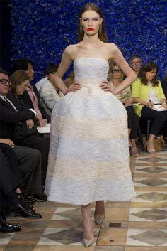 Sfilata Christian Dior Parigi - Alta Moda Autunno-Inverno 2012-13 - Vogue