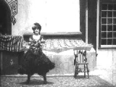 Princess Rajah belly dance 1904 vaudeville