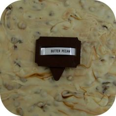 Home Made Creamy Fudge Butter Pecan - 1 Lb Box. Available in over 70 different flavors! Each has its own picture. Only $14.99 for one 1 lb box of fudge plus shipping ($8.95 on entire order! *continental U.S. only)