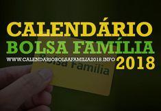 Calendário Bolsa Família 2018: Datas de Pagamento e Valor
