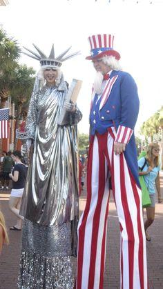 4th of July Parade Celebration FL