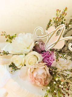 wedding cake topper Country Chic la borsa della sposa wedding @calligraficaluna  calligraphy