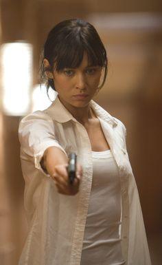 Camille Montes - Olga Kurylenko - James Bond 007 - Quantum Of Solace 2008