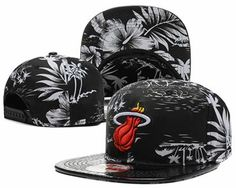 e5e41dbd267 Miami Heat Snapback Hats Cold Gear