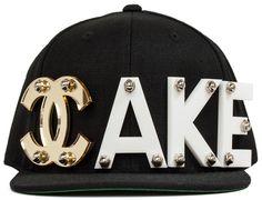 "PAISLEE ""CAKE"" Snapback Cap"