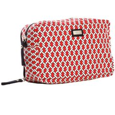 #Slam Glam, #AmeandLulu #Pier Large Mesh Cosmetic. Great for everyday essentials for traveling or organizing right at home.