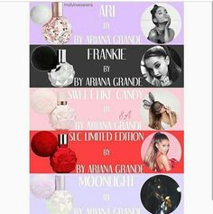 I'm getting moonlight for Christmas! Going to spray all of it on my friends for saying they hate Ariana grande Ari Perfume, Perfume Glamour, Perfume Hermes, Cabello Ariana Grande, Ariana Grande Fotos, Ariana Grande Pictures, Ariana Merch, Ariana Grande Fragrance, Sweet Like Candy