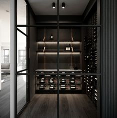 1 Huntingtower Road Armadale Real Estate For Sale 3 bedrooms 3 bathrooms No. Home Wine Cellars, Luxury Bar, Cigar Room, Wine Cabinets, House On A Hill, Apartments For Sale, Luxury Interior, Interior Design
