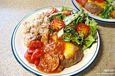 방울토마토구이와 방울토마토마리네이드 / 초간단 토마토요리 :: 4월의라라 | 맛있는 식탁으로의 초대