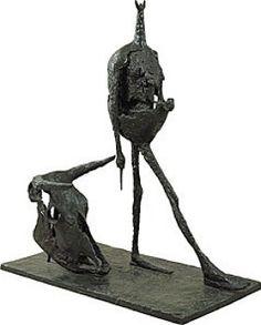 Germaine Richier Germaine Richier (sculptures, plastic arts, visual arts, fine arts)