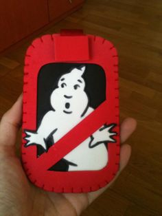 Ghostbusters Mobile Case by anapeig.deviantart.com