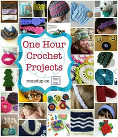 Orr hour crochet projects