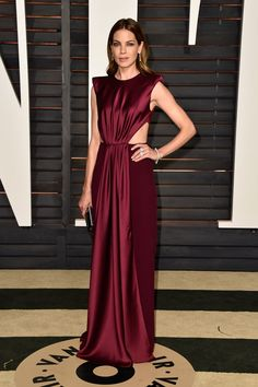 La alfombra roja de la fiesta de Vanity Fair © Getty Images