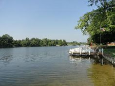 Time for Summer Fun at Wixom Lake!  That can happen here at 627 Quillette, Beaverton, MI