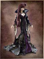 Gothic Romance -Evangeline Ghastly Doll