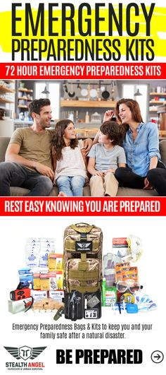 Emergency Preparedness Kits for Short Term Disasters - Wellbeck Survival Guide Emergency Preparedness Bags, Emergency Preparation, Emergency Supplies, Disaster Preparedness, Emergency Kits, Survival Supplies, Hurricane Preparedness, Emergency Food, Survival Life