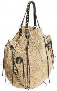 Red Crow Raffia Bag - no pattern, but many ideas Crochet Handbags, Crochet Purses, Crochet Bags, Tote Purse, Clutch Bag, Crochet Accessories, Bag Accessories, Hand Knit Bag, Boho Bags