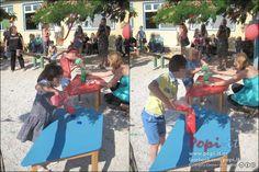 Καλοκαιρινή γιορτή με ομαδικά παιχνίδια Education, Summer, Summer Time, Onderwijs, Learning