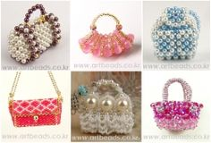 miniature handbags