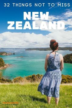 32 Things Not to Miss in New Zealand - Here are 32 of the best things to do in New Zealand, one of the world's most beautiful travel destinations // Traveldudes Social Travel Community