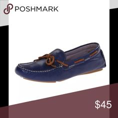 Johnston & Murphy Maggie camp moccasins indigo 6 These are brand new in the factory original box Johnston & Murphy Shoes Moccasins