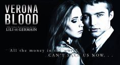 Read More Sleep Less Blog: Review Verona Blood by Lili St. Germain