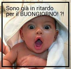 16480 Sono gia in ritardo Baby Kind, Baby Baby, Day For Night, Cute Baby Clothes, Cool Baby Stuff, Funny Faces, Funny Moments, Baby Pictures, Funny Dogs