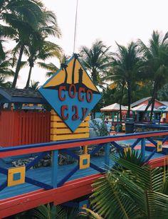 Cococay, Bahamas // Pin: EmmaBerg5