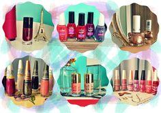 Nail polish brazilian brands - Minha coleção de esmlates nacionais e o que acho de cada uma das marcas
