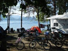 All about Okanagan BC camping. When, where to go, Okanagan campgrounds, RV Parks and provincial campgrounds in the Okanagan Valley, British Columbia. Camping Guide, Camping Checklist, Camping Essentials, Camping Hacks, What To Bring Camping, Best Campgrounds, Camping Needs, Rv Parks, Summer Travel