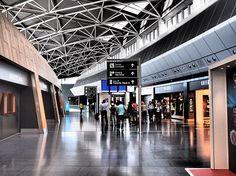 Zurich Airport Shops