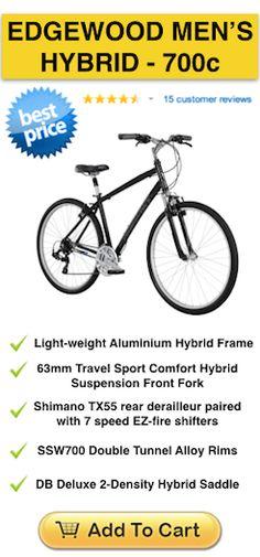 11 Best Hybrid Bikes For Men Images Hybrid Bike Bike Bicycle