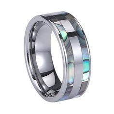 Customized Fine Jewelry Tungsten Ring - Tungstenjewellry   Price: $119.00