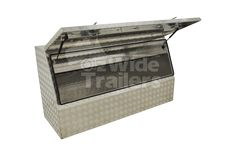 Opening Toolboxes with Drawers and heavy Duty Aluminium Checkerplate. Tool Box, Drawers, Decorative Boxes, Dopp Kit, Toolbox, Cabinet Drawers, Drawer, Crates
