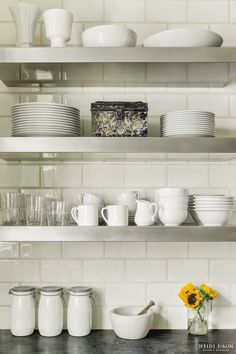 Savor Home: KITCHEN CHRONICLES | HEIDI PIRON