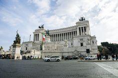Vittoriano / Витториано  Что посмотреть в Риме за три дня?