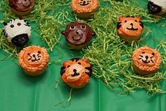Creatively Homemaking: Jungle Themed Birthday Party