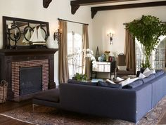 Like This For My Family Room Jeff Lewis Design For The Home Pinterest Jeff Lewis Design