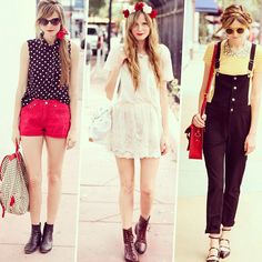 Love the overalls best outfit of all three
