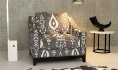 Oasis Ink by Gralan Fabrics