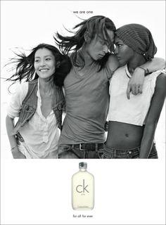 Calvin Klein One ad