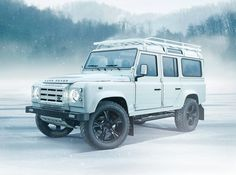 Bespoke Land Rover Defender – The Alpine Edition By Twist Performance