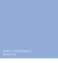 Simply Periwinkle 4005 10a Available At Lowe S Room Wedding Blue
