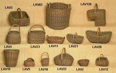 Baskets Lavender