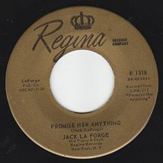 "45vinylrecord Promise Her Anything/Valerie's Theme (7""/45 rpm) REGINA http://www.amazon.com/dp/B015ORE748/ref=cm_sw_r_pi_dp_IQvbwb1F55AYZ"