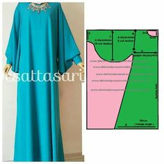 very nice abaya/caftan