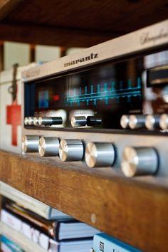 Vintage Marantz Still have mine, in perfect working order.best money I ever spent! Hi Fi System, Audio System, Hifi Audio, Hifi Stereo, Audio Equipment, Audiophile, Vintage, Brooklyn, Wild Life