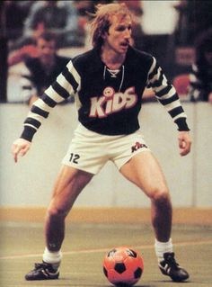 If you follow 1970s indoor professional soccer, you may have seen this jersey....