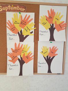 Thanksgiving Preschool, Fall Preschool, Preschool Crafts, School Age Activities, Craft Activities For Kids, Autumn Art, Autumn Theme, Fall Arts And Crafts, Montessori Art